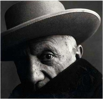 Irving Penn - Pablo Picasso, 1957