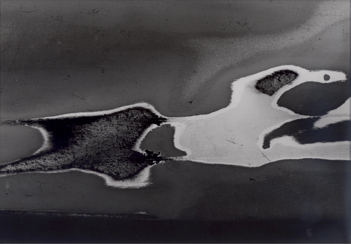 Brett Weston, Abrasions, 1977, Catherine Couturier Gallery