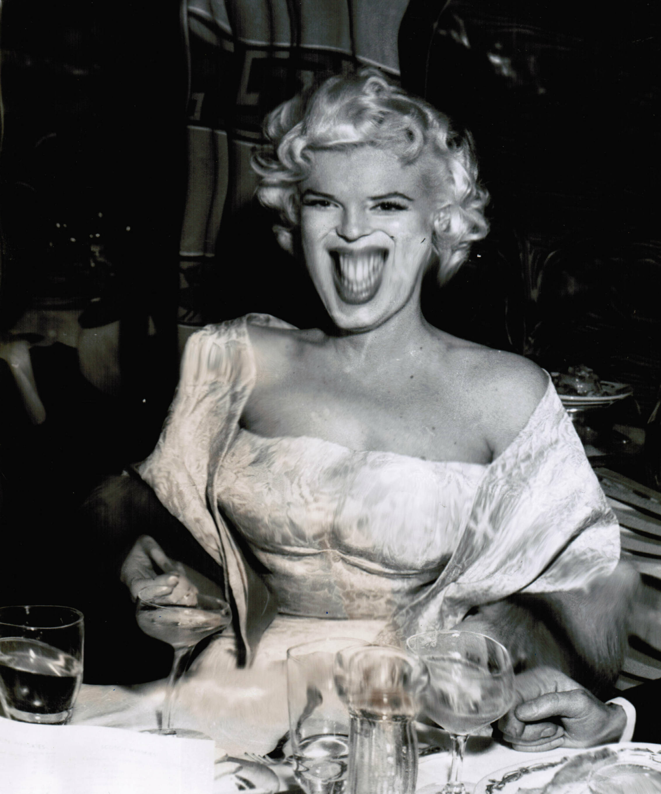 Weege, Distorted Marilyn, 1955