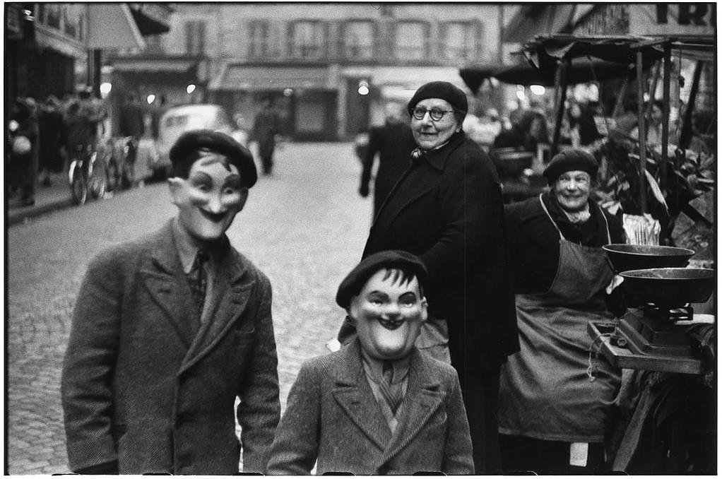 Paris, France, 1949