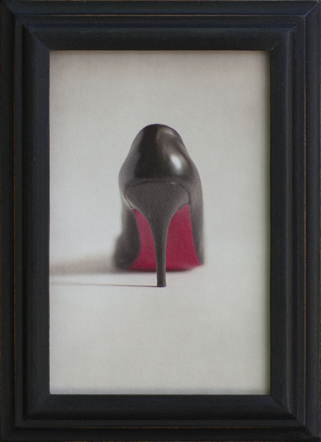 Still Life ( Louboutin ), Jefferson Hayman Catherine Couturier Gallery