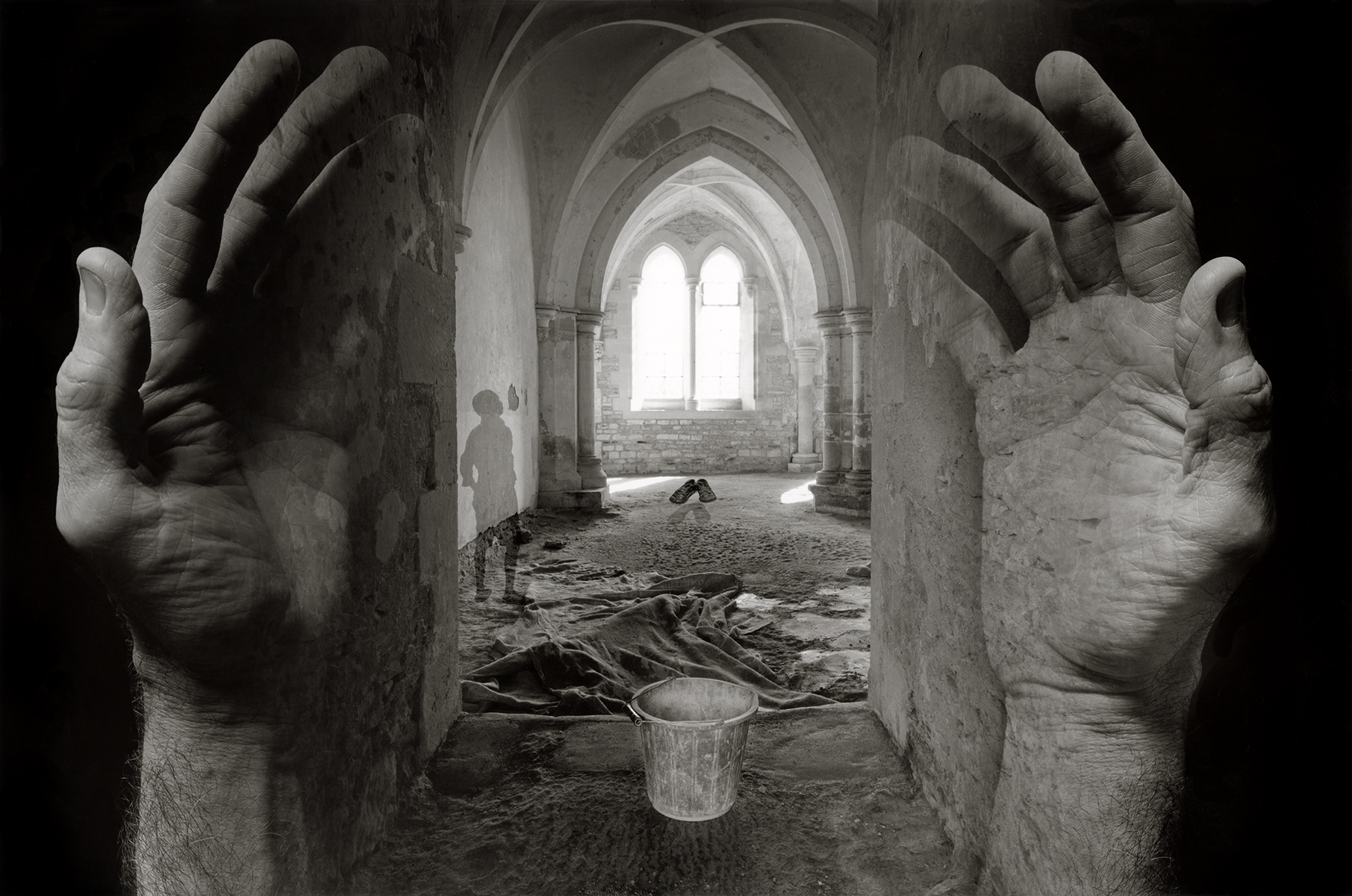 Jerry Uelsmann Place of Several Mysteries Catherine Couturier Gallery