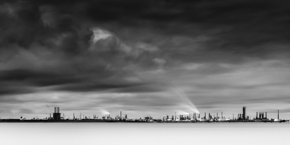 Mabry_Campbell_Texas City Dike - Refinery Storm_Texas City, Texas, 2016