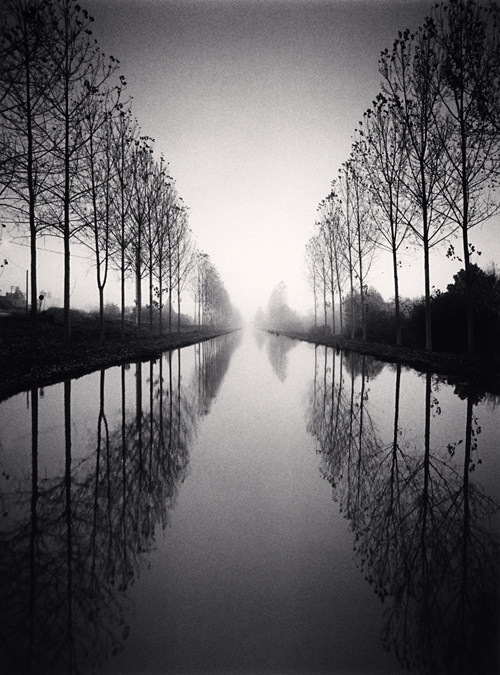 Michael Kenna French Canal