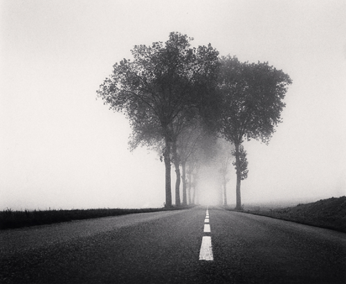 Michael Kenna Homage to HCB