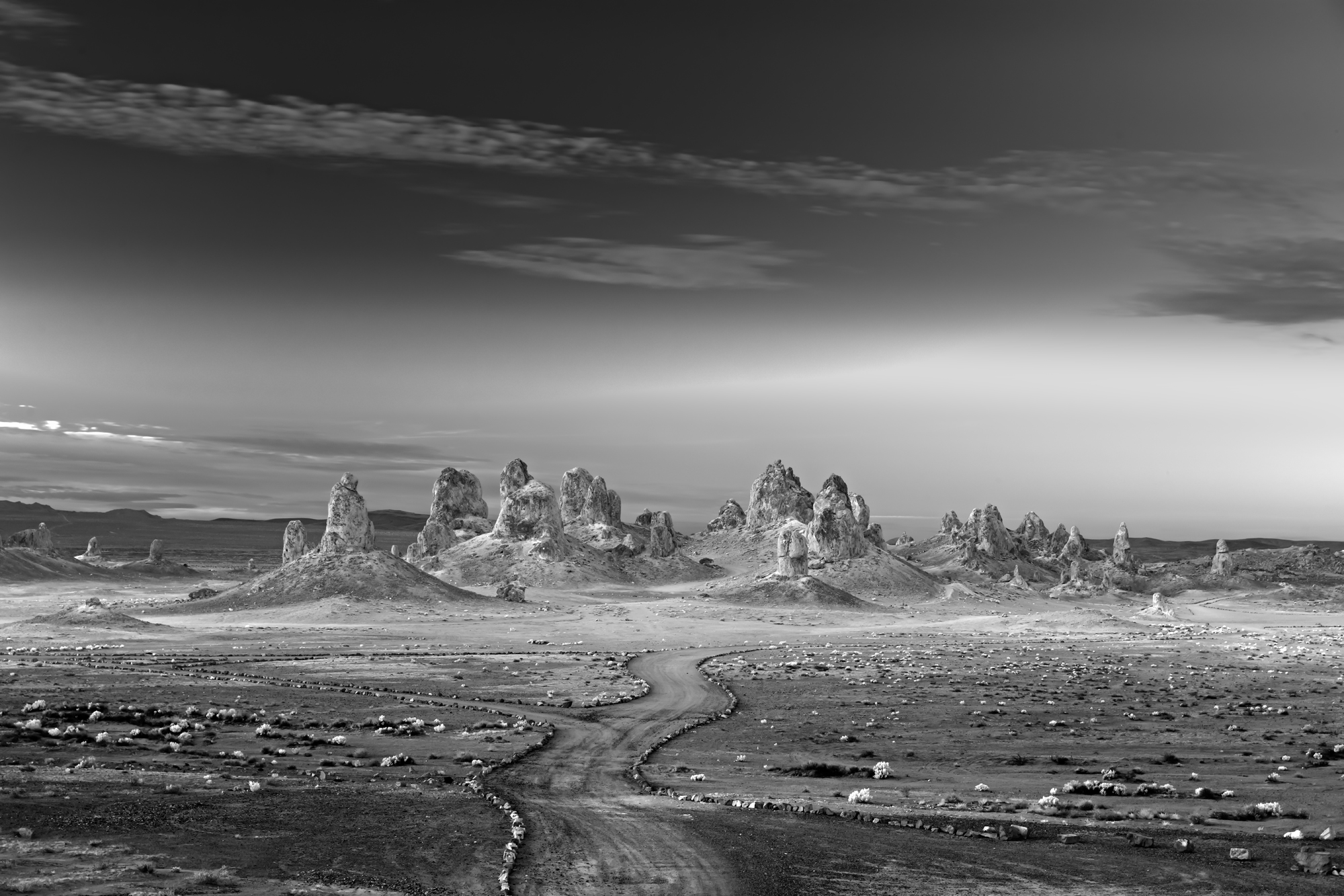 Natron Sunrise, Mitch Dobrowner, Catherine Couturier Gallery