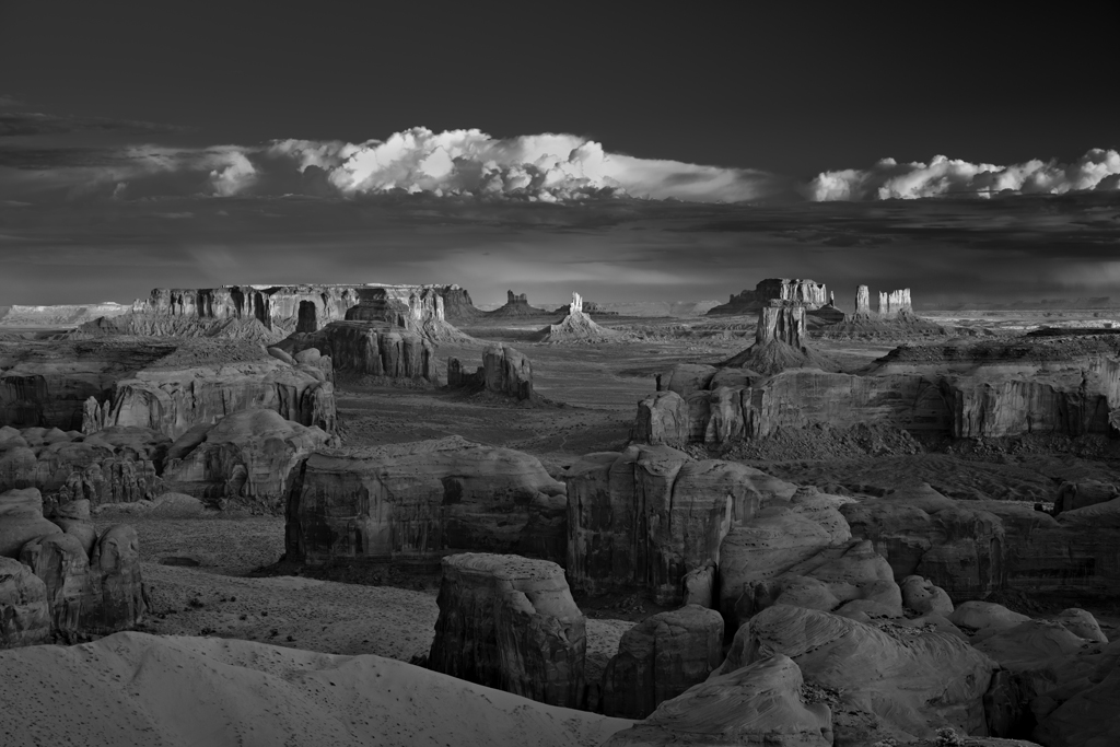 Mitch Dobrowner, Monument Valley