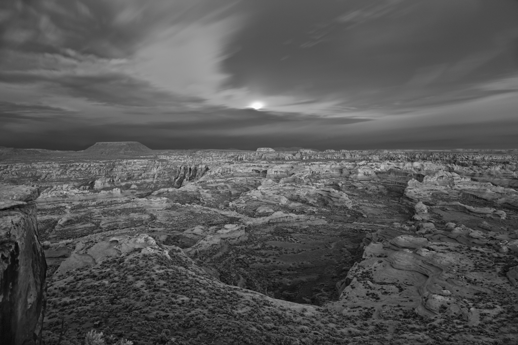 Mitch Dobrowner, Salt Creek Mesa