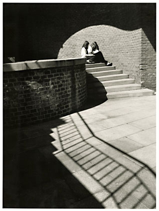 Untitled (Girls on steps)