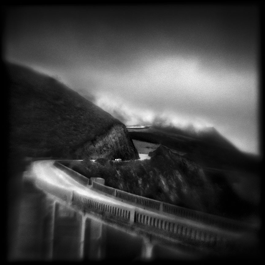 Susan Burnstine Bixby Bridge
