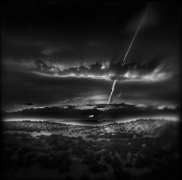 Susan Burnstine Last Light Abiquiu Absence of Being