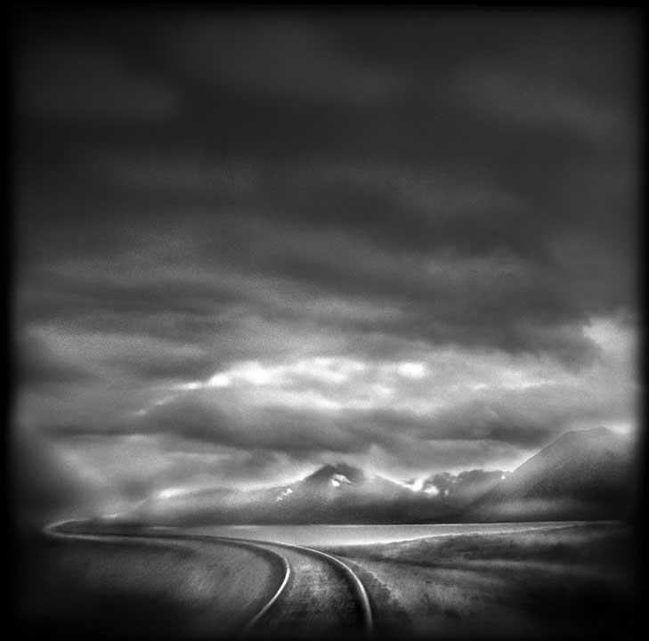Susan Burnstine End of Turnagain Absence of Being