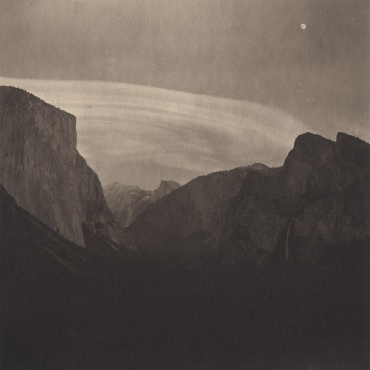 Takeshi Shikama Silent Respiration of Forests - Yosemite #5