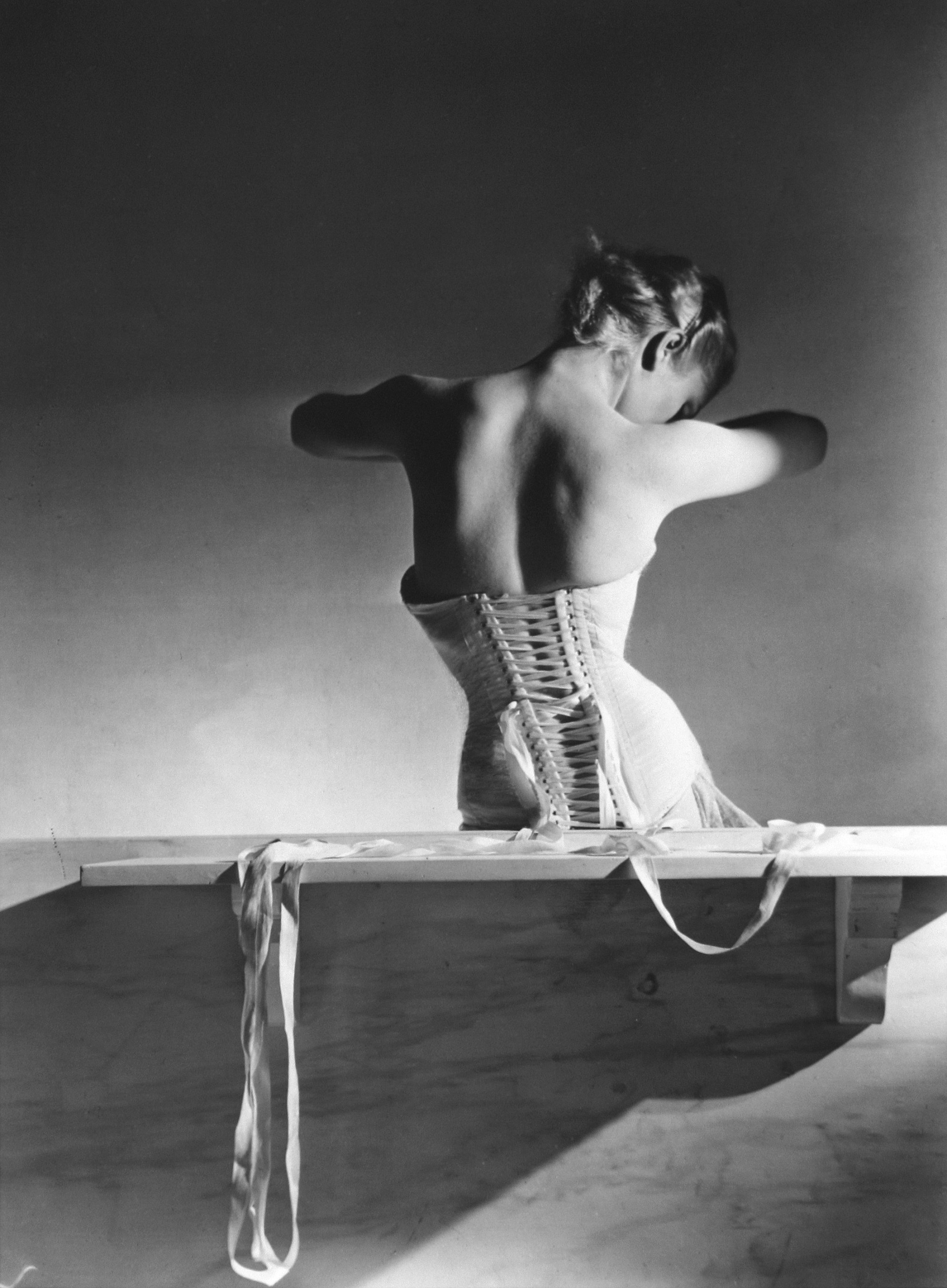 Horst P. Horst, The Mainbocher Corset, Catherine Couturier Gallery