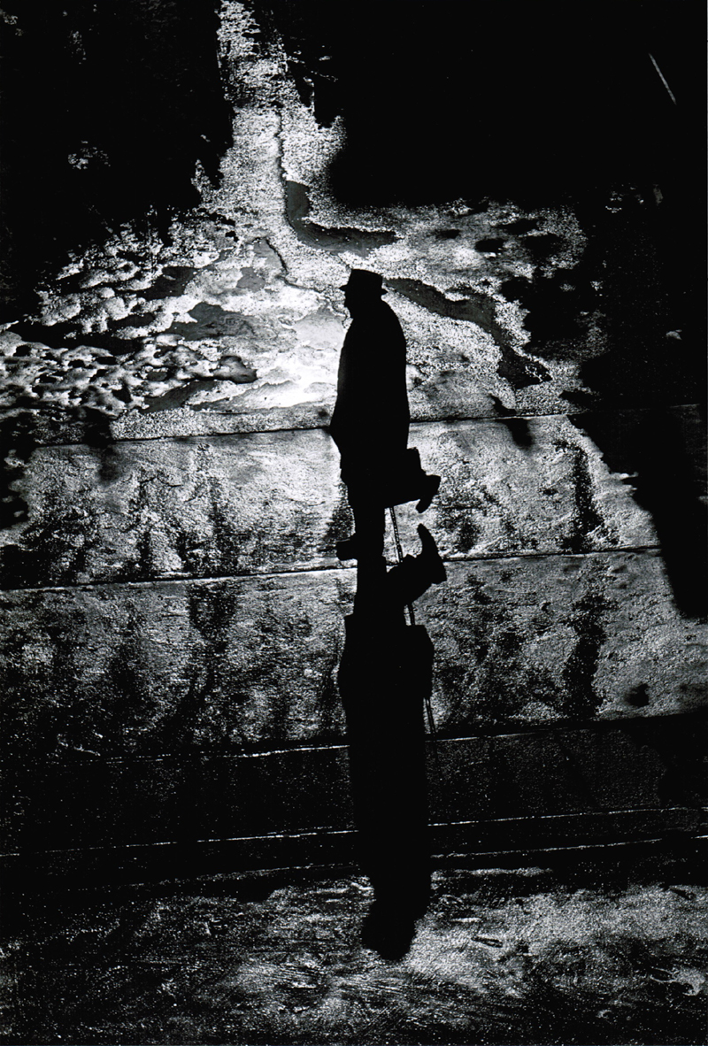 Ray Metzker, Philadelphia 1964, Catherine Couturier Gallery