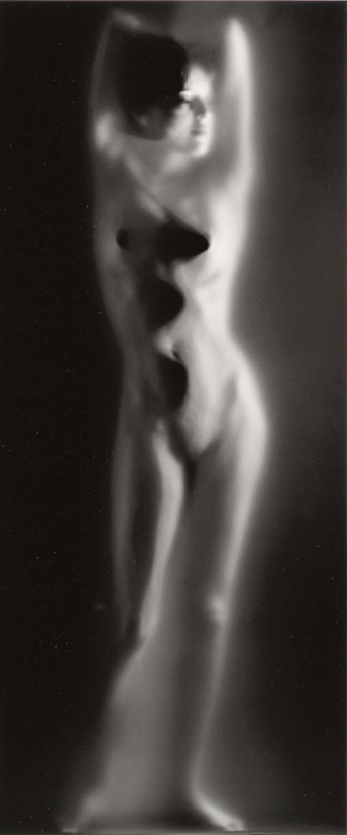 RuthBernhard, Luminous Body, 1962, Catherine Couturier Gallery