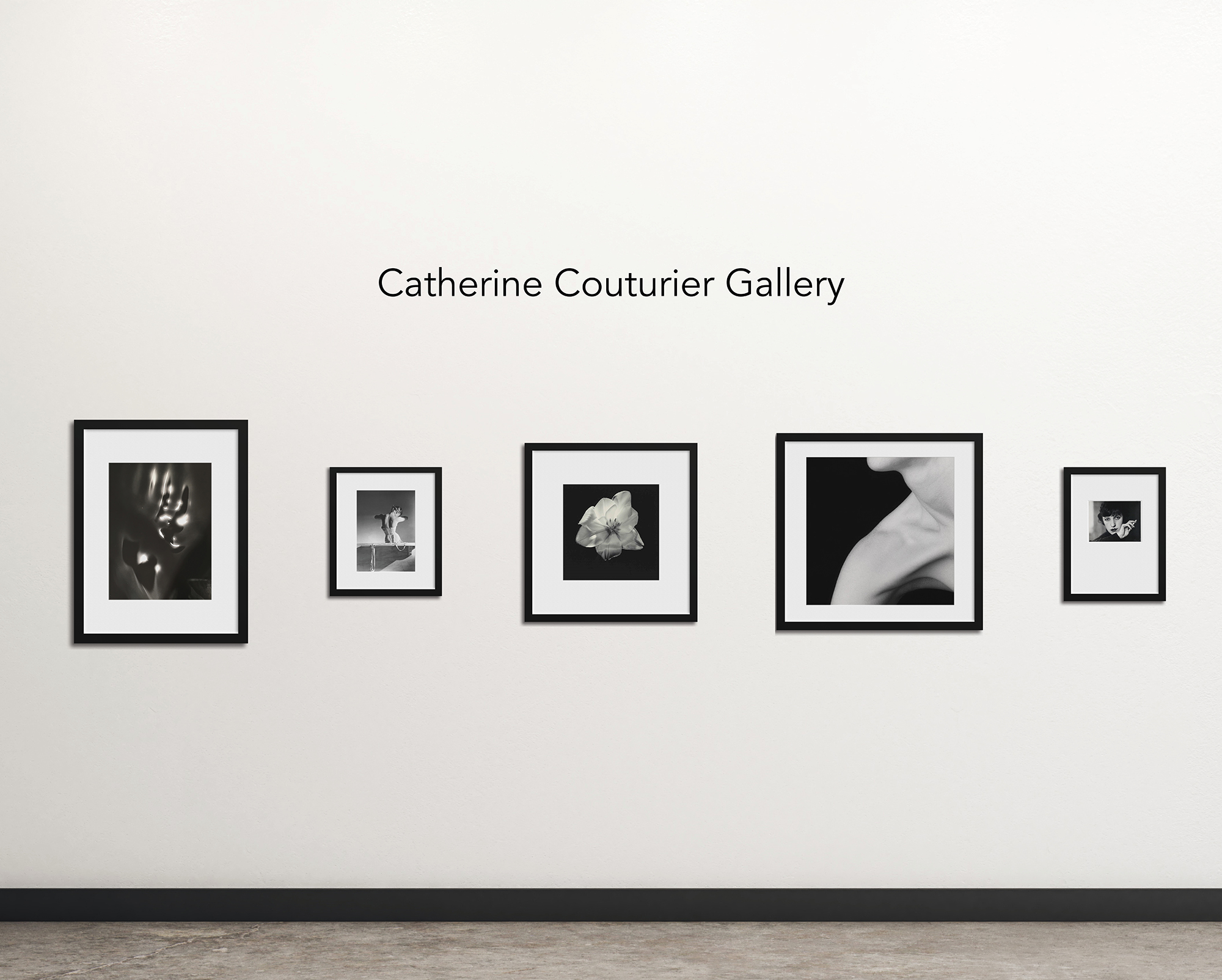 Catherine Couturier Gallery Booth, Paris Photo New York 2020, AIPAD