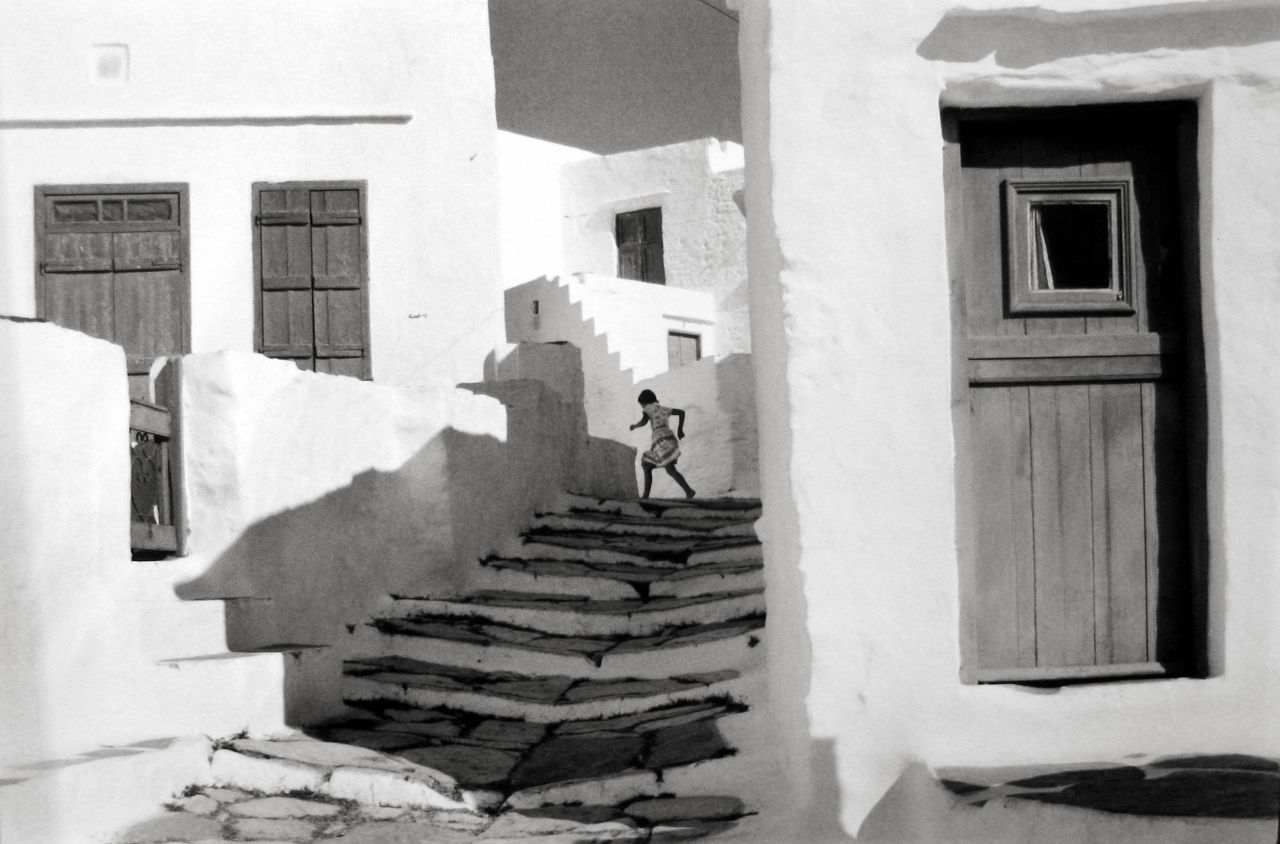 Henri Cartier-Bresson Siphnos, Greece
