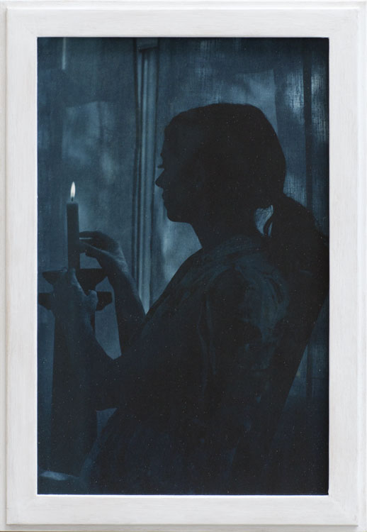 Alina in the Moonlight, Jefferson Hayman, Catherine Couturier Gallery
