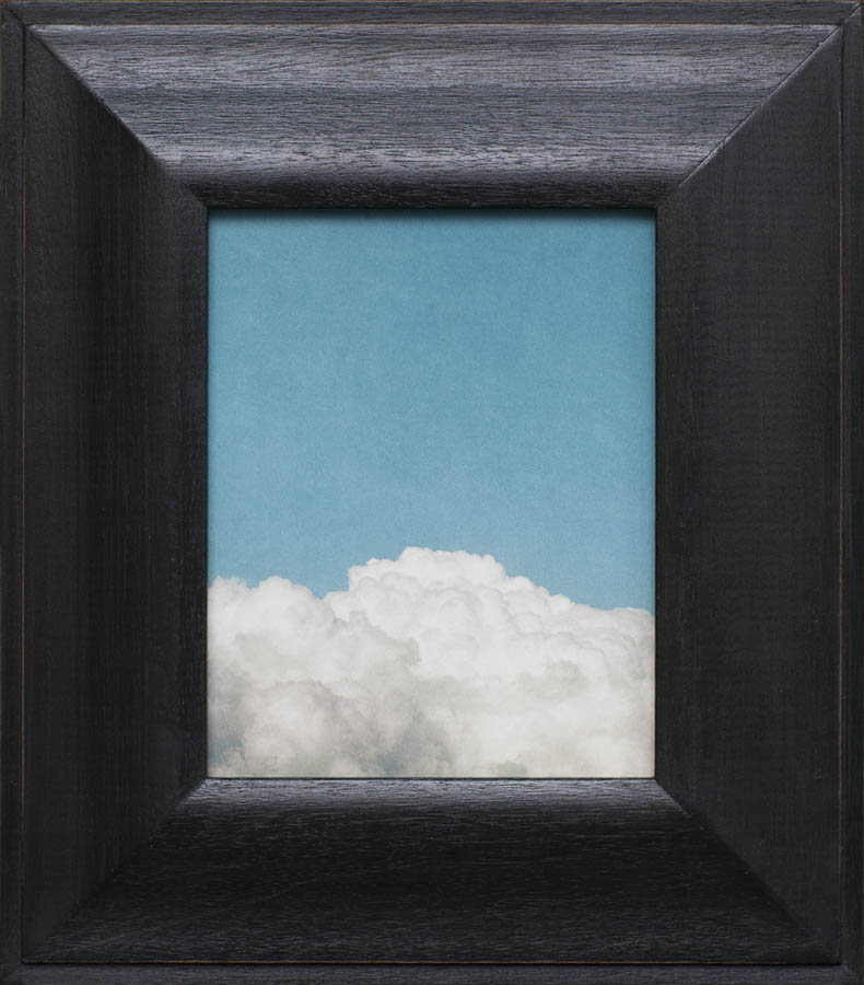 Cloud Study 2, Jefferson Hayman, Catherine Couturier Gallery