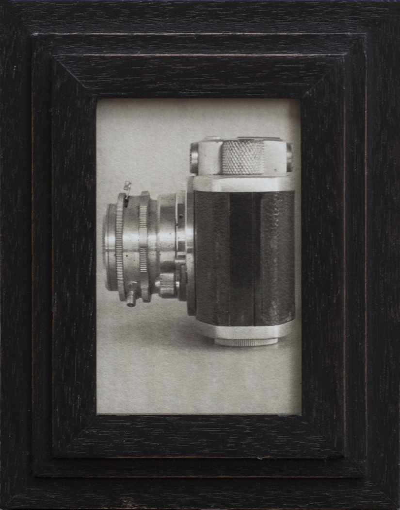 Vintage Camera, Jefferson Hayman, Catherine Couturier Gallery