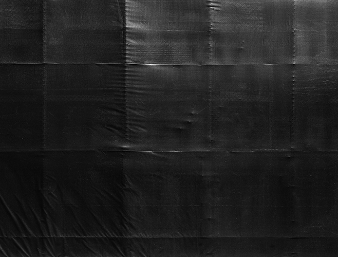 John Chakeres The Grey Series Dark Grey Wall 2014