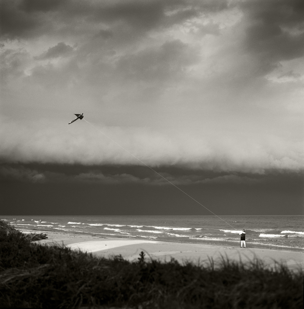 Kenny Braun Kite Flying
