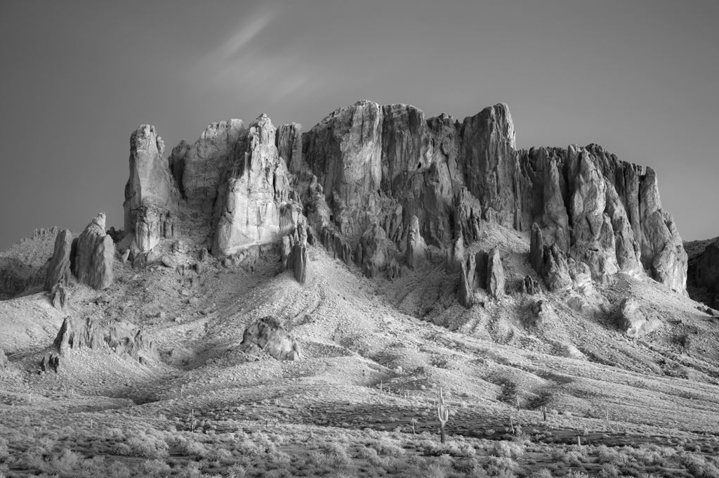 Mitch Dobrowner, Superstition Mountain