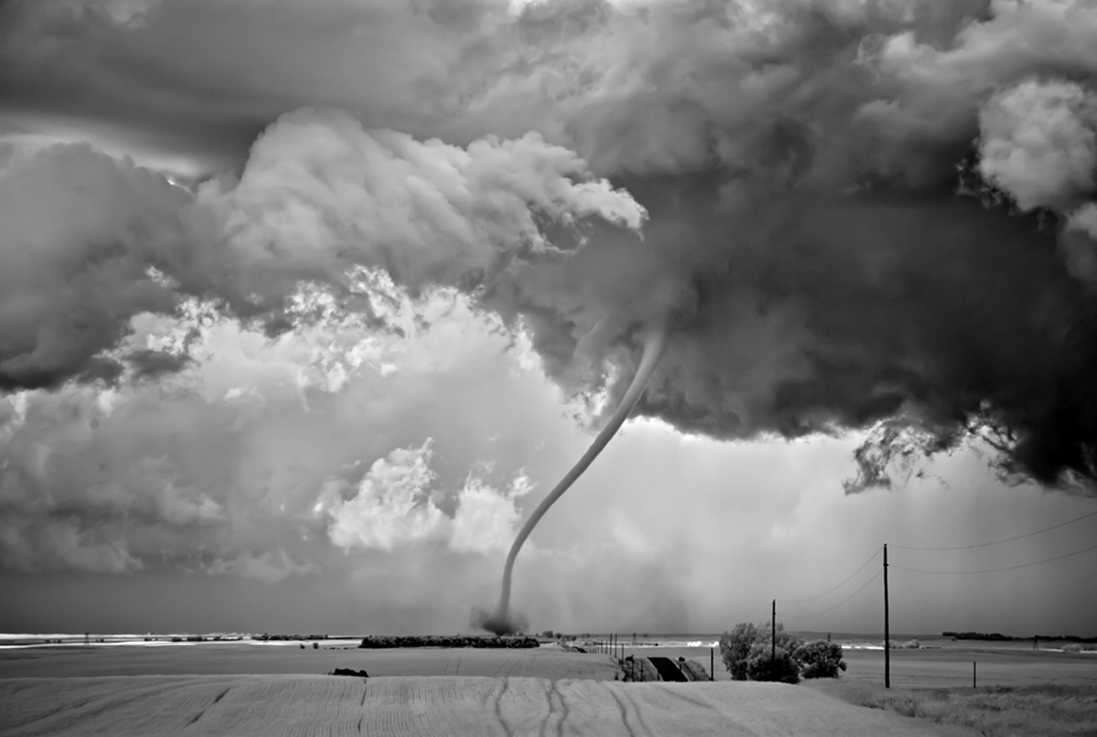 Rope Out, Mitch Dobrowner, Catherine Couturier Gallery