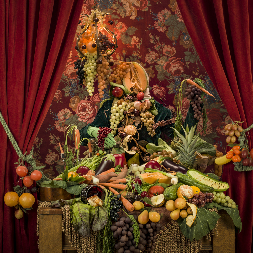 Patty Carroll, Fruity, Catherine Couturier Gallery