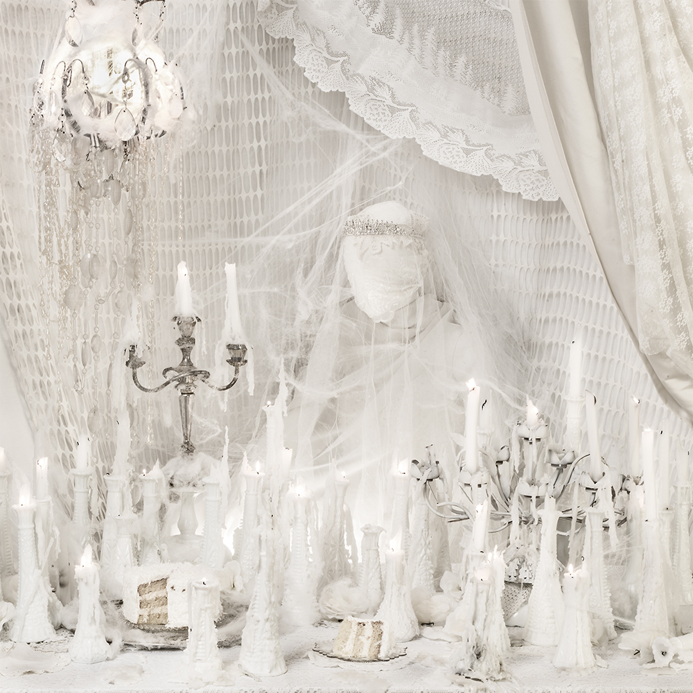 Patty Carroll, Wedding Ghost, Catherine Couturier Gallery