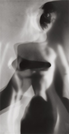Ruth Bernhard, Aura of Light, 1962, Catherine Couturier Gallery